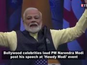 Howdy Modi: From Salman Khan to Rishi Kapoor, celebs praise PM Narendra Modi's speech; Deepika Padukone sets the bar high for airport style, and more…