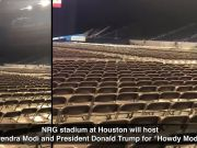 #HowdyModi: 50,000 to witness PM Modi, Trump's mega event at NRG stadium in Houston