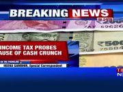 Huge cash withdrawals in Karnataka, Andhra, Telangana under lens