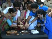 'Hum Hain Na' 100 episode- Cast Celebrates