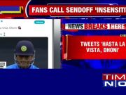 ICC posts Dhoni run out video, leaves fans fuming