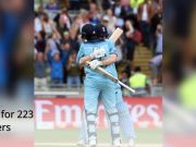 ICC World Cup: England beat Australia to enter final