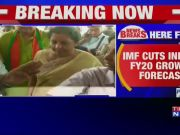 IMF cuts India's FY20 growth forecast to 6.1%