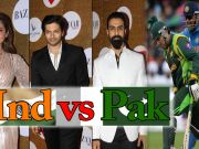 Ind vs Pak 2015 WC: Bollywood Stars Excited