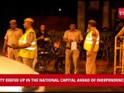 Independence Day: Security tightened in Delhi, traffic restrictions imposed