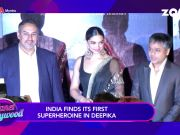 India finds its first superheroine in Deepika Padukone, film to be made on a whooping Rs 300 crore budget