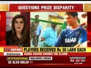 India's Under-19 coach Rahul Dravid questions disparity in prize money