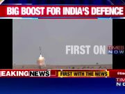 India successfully test-fires supersonic cruise missile BrahMos