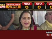 Indian General Election Results: BJP will win the 'dharmayudha', says Jaya Prada
