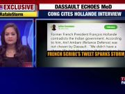 Indian govt proposed Reliance for Rafale deal, claims former French Prez Francois Hollande
