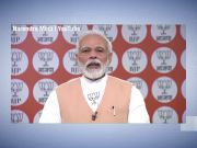 India's fight against COVID pandemic, an example for the world: PM Modi