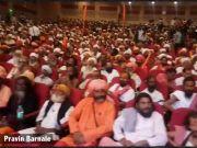 Indore: Over 1000 sadhus in Sant Samagam protest against BJP