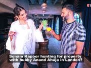 Is Sonam Kapoor Planning to ditch Mumbai for London?
