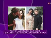 Isha Ambani-Anand Piramal engagement: Priyanka and Nick turn heads in Italy