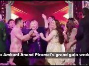 Isha Ambani and Anand Piramal's multi-million dollar wedding