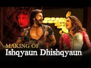 Ishqyaun Dhishqyaun Song Making - Ram-leela