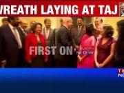 Israel PM Benjamin Netanyahu visits Mumbai, meets business leaders