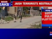J-K: 3 terrorists including top Jaish commander killed in Pulwama encounter