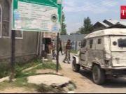 J&K: Terrorists attack police party in Sopore