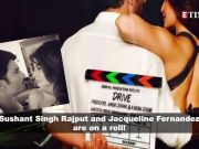 Jacqueline Fernandez and Sushant Singh Rajput's chemistry oozes fire in this picture