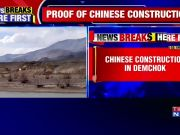 Jammu and Kashmir: Chinese construction spotted in Demchok area near border