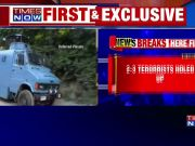 Jammu and Kashmir: Encounter breaks out between terrorists and armed forces in Anantnag