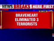 Jammu & Kashmir: Jawan martyred after taking out 3 terrorists