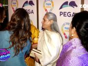 Jaya Bachchan loses cool again, scolds fan for clicking her pictures