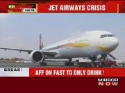 Jet Airways crisis: 2 members go on fast in Jet office
