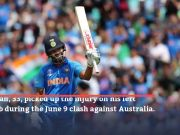 Jolt for Team India: Shikhar Dhawan ruled out of ICC World Cup 2019, Rishabh Pant to replace him