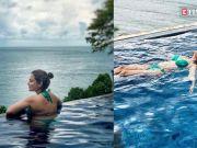 Kajal Aggarwal's sister Nisha raises mercury levels in bikini