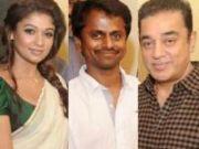 Kamal at Raja Rani movie launch