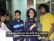 Kangana Ranaut shares her #MeToo story; Janhvi Kapoor's response on being called Sara Ali Khan, and more