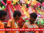 Kanwar yatra to start with beginning of 'Saawan' month