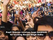 Kapil Sharma receives huge backlash for backing Navjot Singh Sidhu; After 'Total Dhamaal' 3 more films cancel Pakistan release, and more