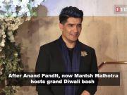 Karan Johar, Shilpa Shetty to Sooraj Pancholi, Nusrat Bharucha, stars at Manish Malhotra's Diwali bash