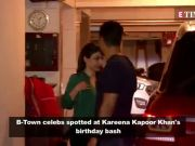 Kareena Kapoor Khan celebrates birthday with her family