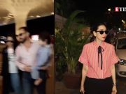 Kareena Kapoor Khan, Saif Ali Khan and Karisma Kapoor party hard in London, pics go viral