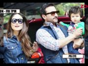 Kareena reveals why Saif wanted to change Taimur's name to Faiz