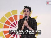 Karisma Kapoor's latest pictures from Jaipur are all about food and fun!