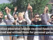 Kashmiri separatist leaders received funds from abroad, utilised them for personal gains, alleges NIA