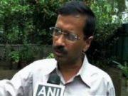 Kejriwal denied permission for protest