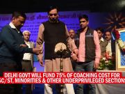 Kejriwal govt to fund 75% of coaching fees of SC/ST, underprivileged students