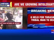 Kerala: 8 held for thrashing tribal man to death