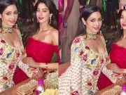 Khushi Kapoor's tattoo shows her love for mom Sridevi