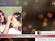 Kiara Advani's adorable gift for Isha Ambani on her engagement; Sonam-Anand's PDA goes viral, and more…
