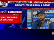 Kohli puts onus on BCCI, govt regarding boycott of countries at World Cup