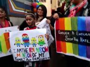 Kolkata Rainbow Pride Walk: Hundreds march for LGBT rights