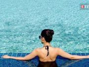 Kriti Sanon enjoys pool time in a bikini, pics go viral