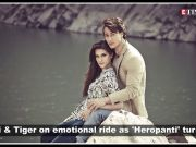 Kriti Sanon, Tiger Shroff share emotional posts as they celebrate 5 years in Bollywood